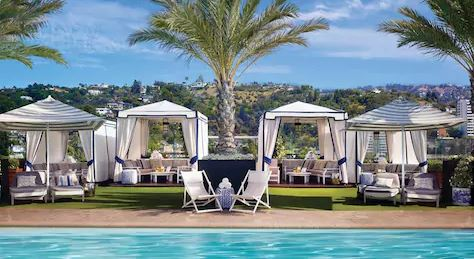 Top Hotels Near Hollywood