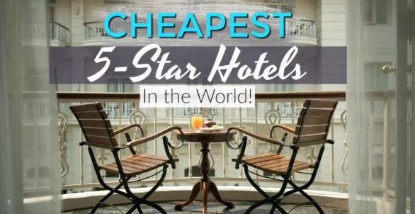 Finding Five Star Hotels in the US