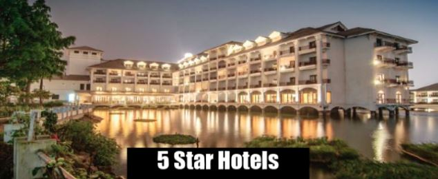 5 Star Hotels